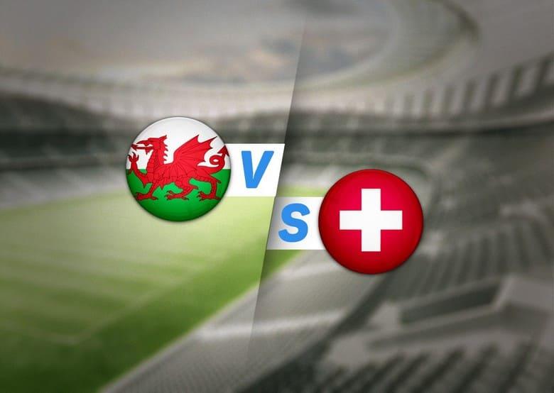 Группа A, Уэльс — Швейцария, 12.06.2021 16:00