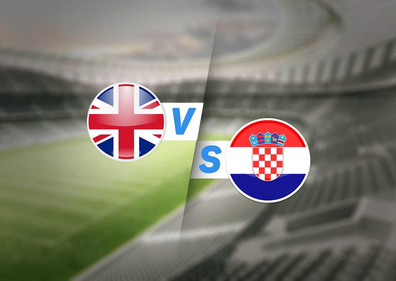 Группа D, Англия — Хорватия, 13.06.2021 16:00