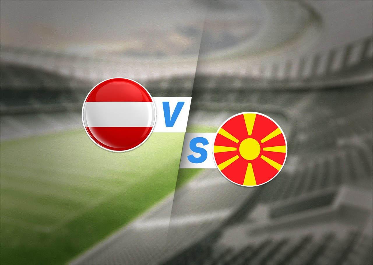 Группа C, Австрия — Северная Македония, 13.06.2021 19:00