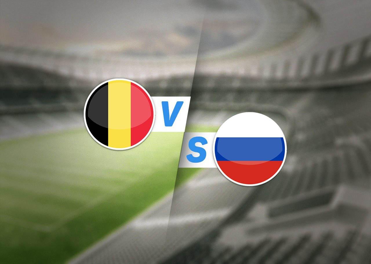 Группа B, Бельгия — Россия, 12.06.2021 22:00
