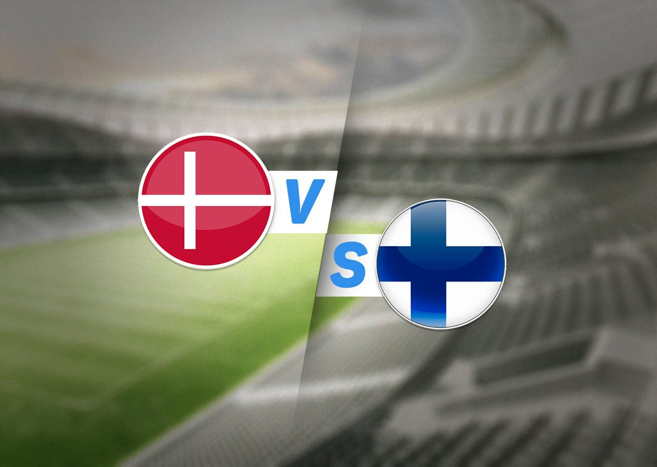 Группа B, Дания — Финляндия, 12.06.2021 19:00