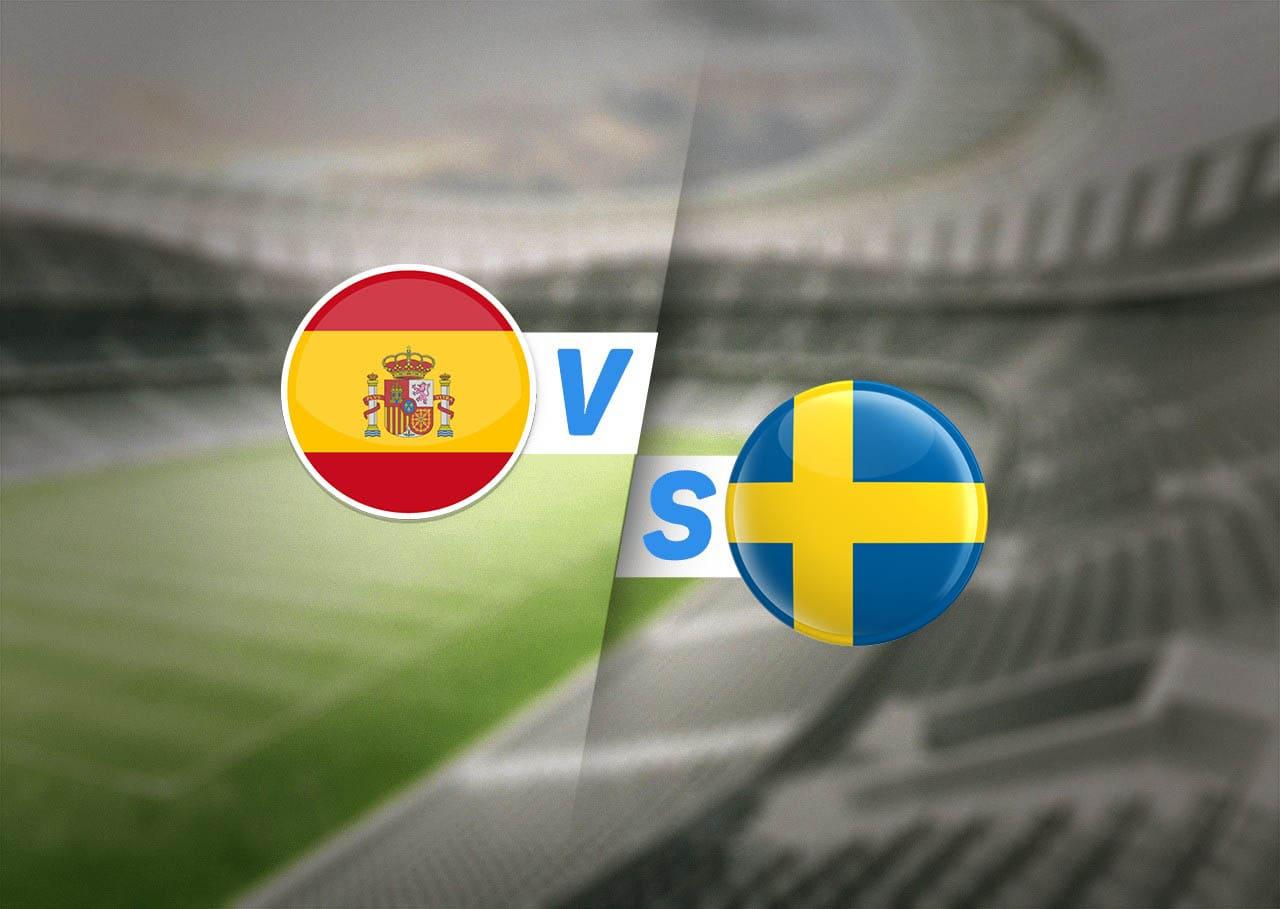 Группа E, Испания — Швеция, 14.06.2021 22:00