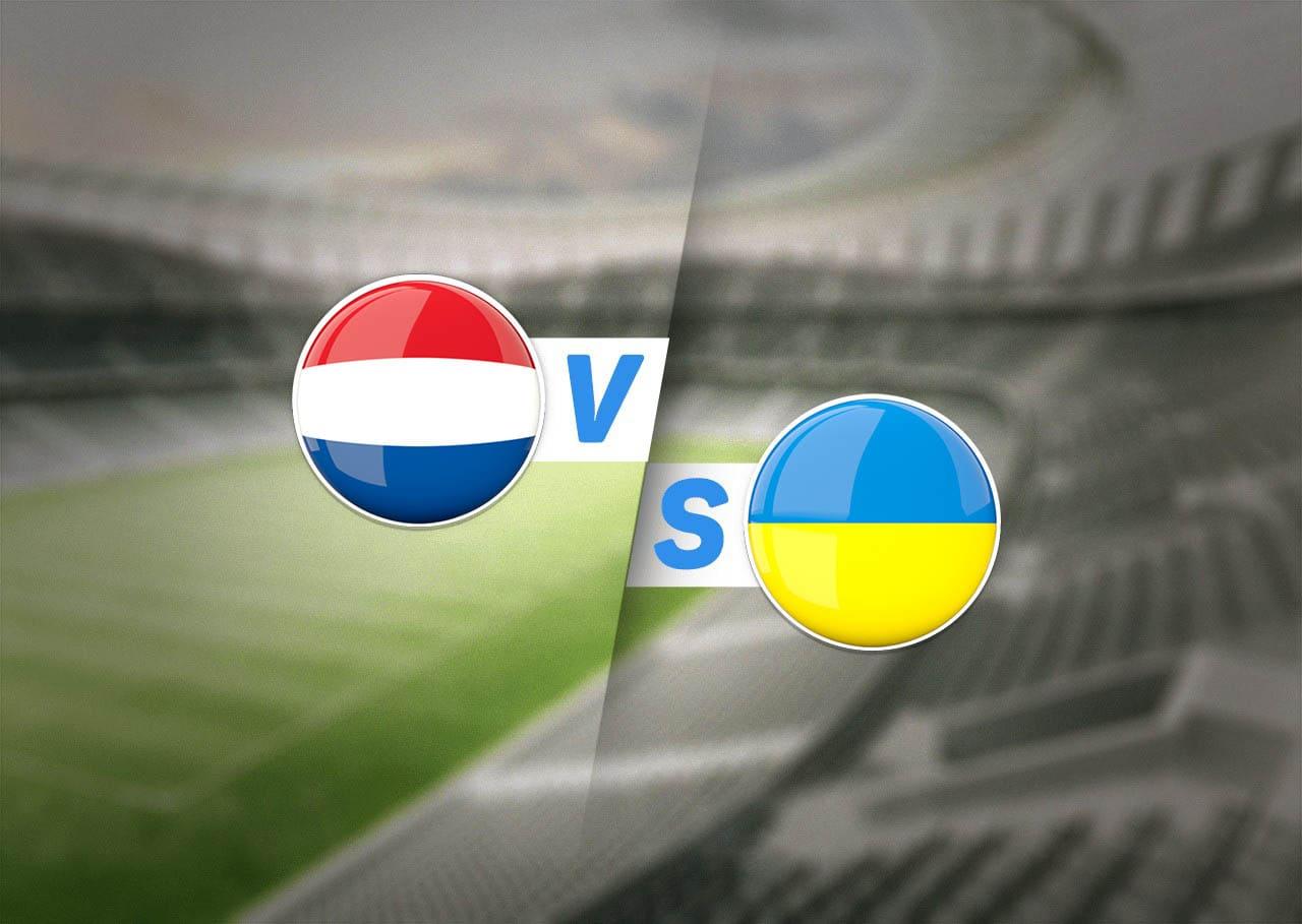 Группа C, Нидерланды — Украина, 13.06.2021 22:00