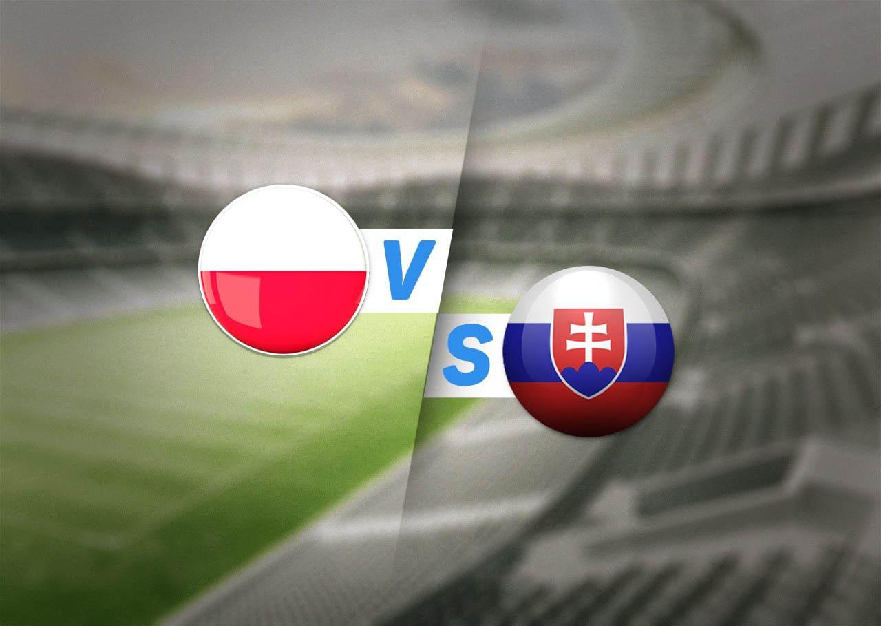 Группа E, Польша — Словакия, 14.06.2021 19:00
