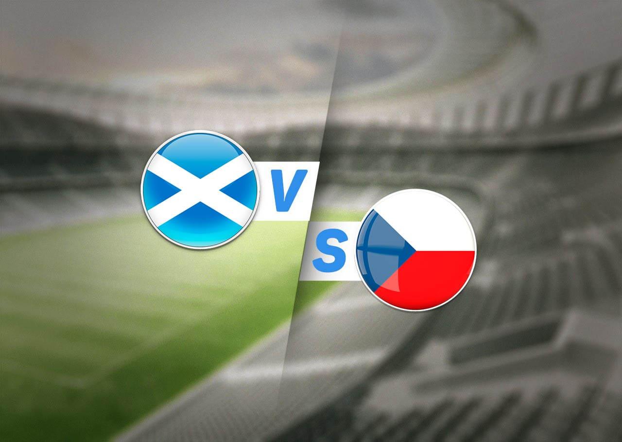 Группа D, Шотландия — Чехия, 14.06.2021 16:00