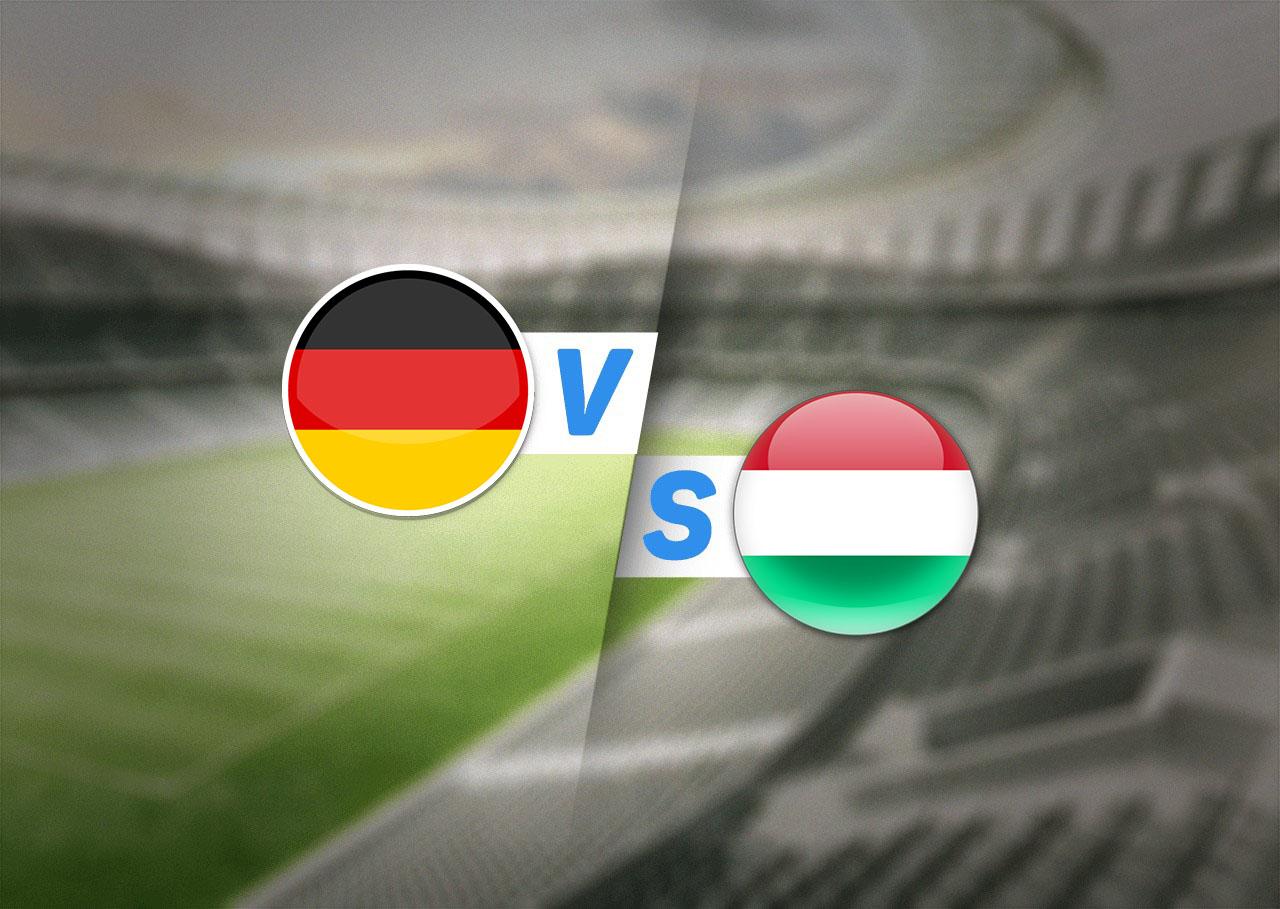 Группа F, Германия — Венгрия, 23.06.2021 22:00