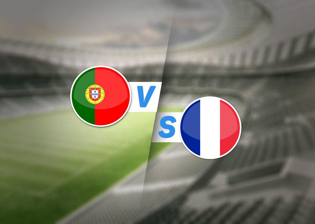 Группа F, Португалия — Франция, 23.06.2021 22:00
