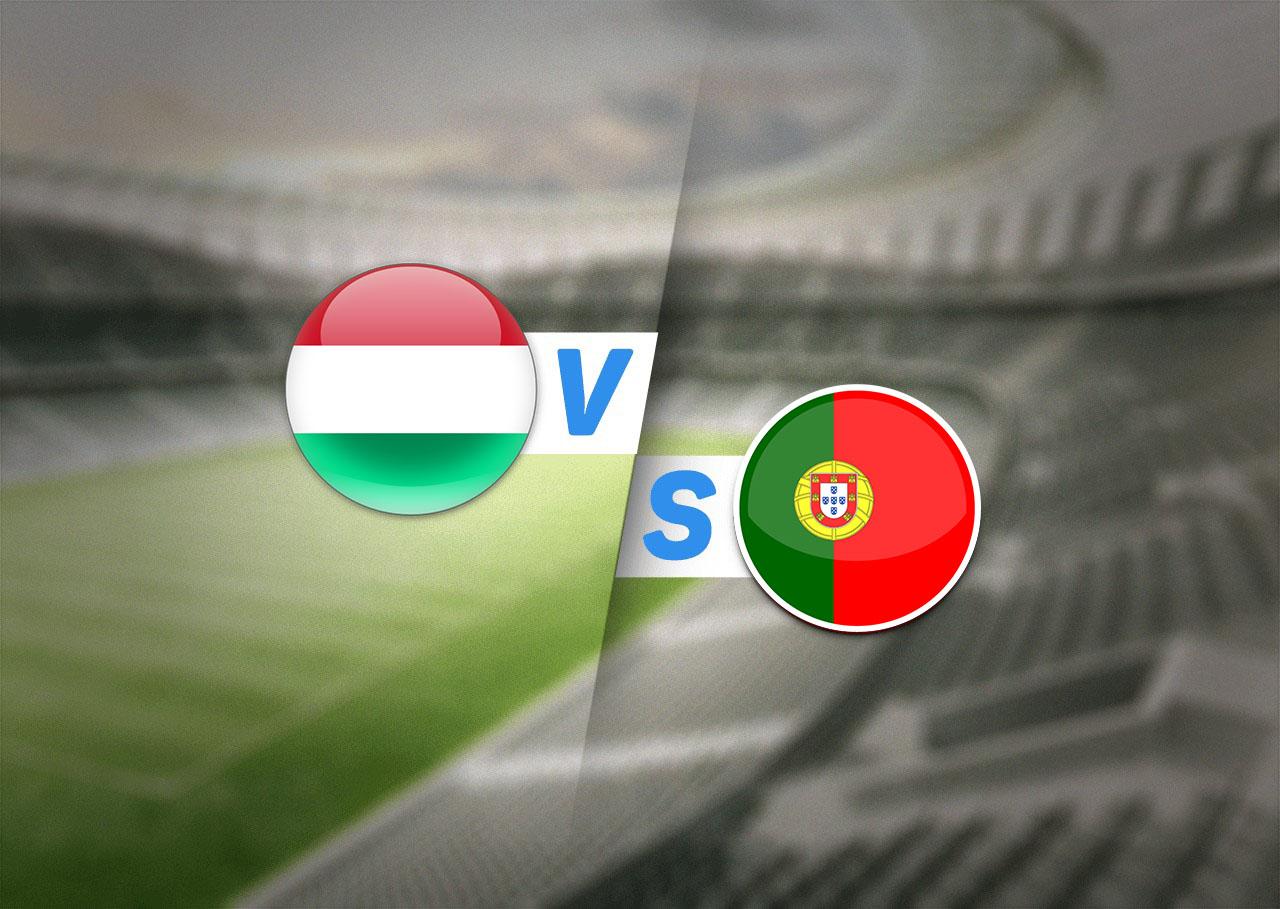 Группа F, Венгрия — Португалия, 15.06.2021 19:00
