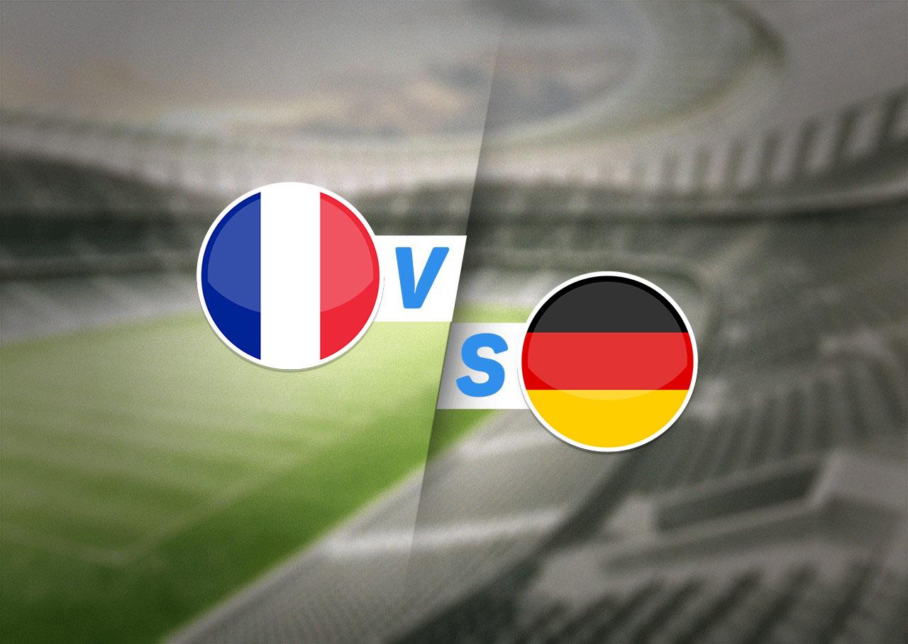 Группа F, Франция — Германия, 15.06.2021 22:00
