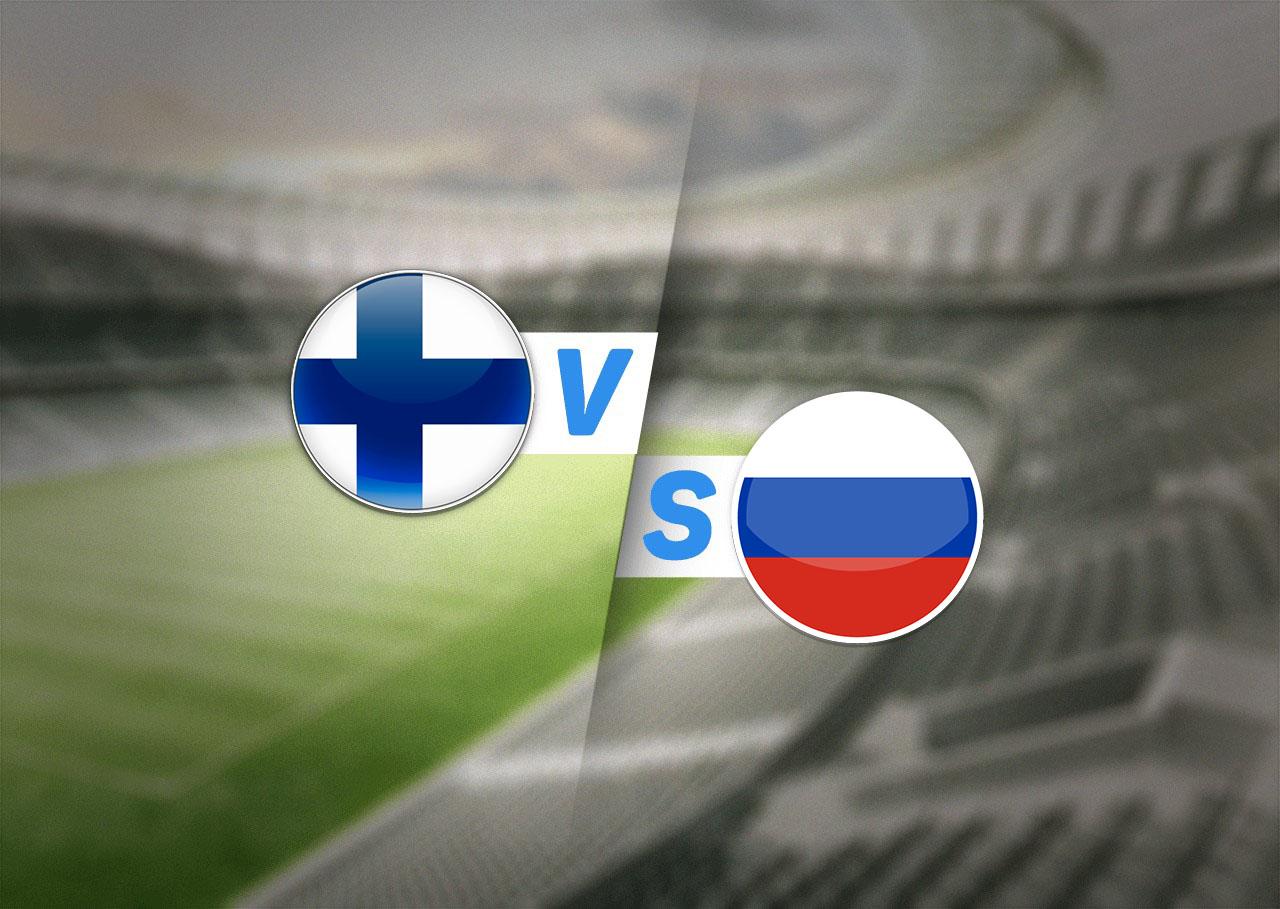 Группа B, Финляндия — Россия, 16.06.2021 16:00
