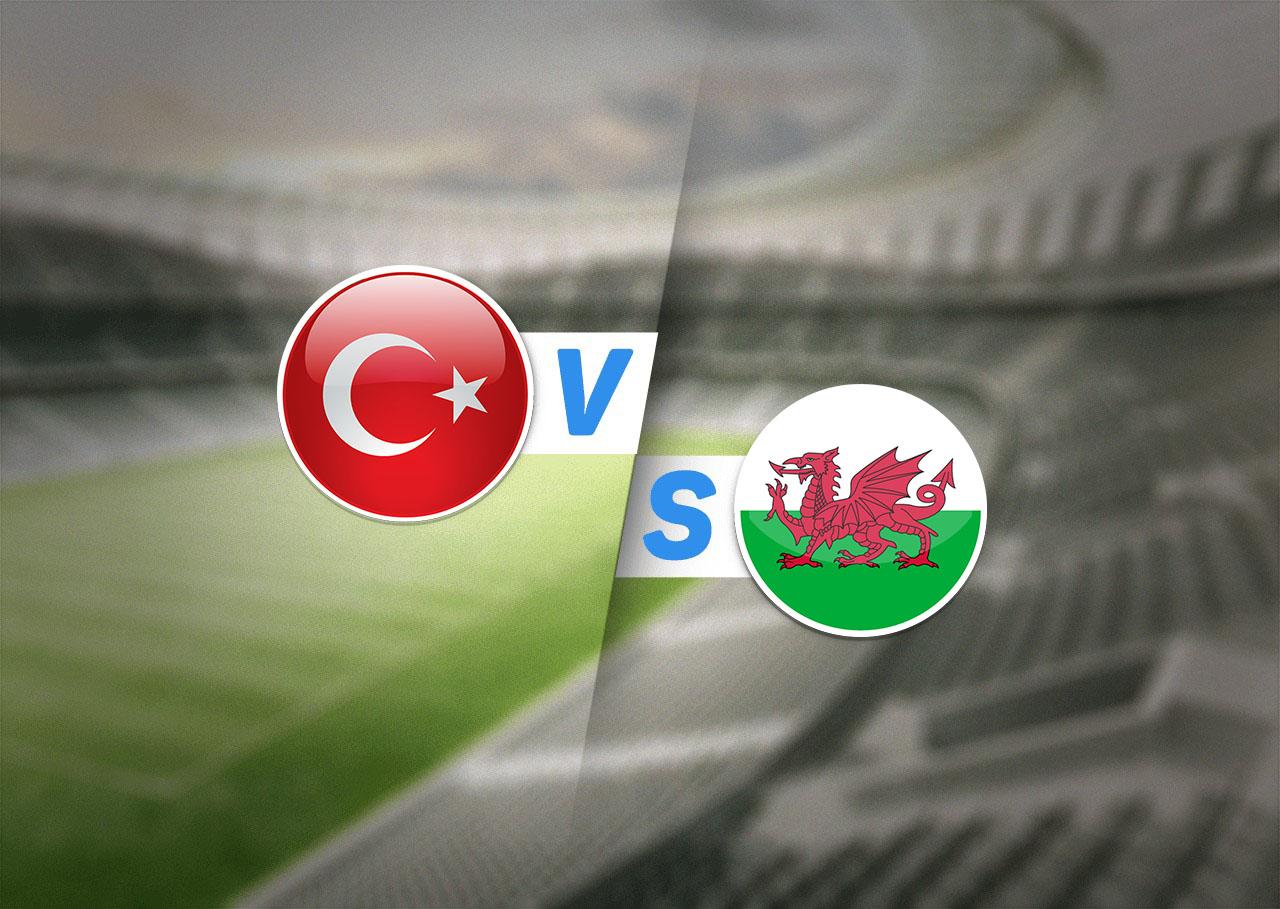 Группа A, Турция — Уэльс, 16.06.2021 19:00