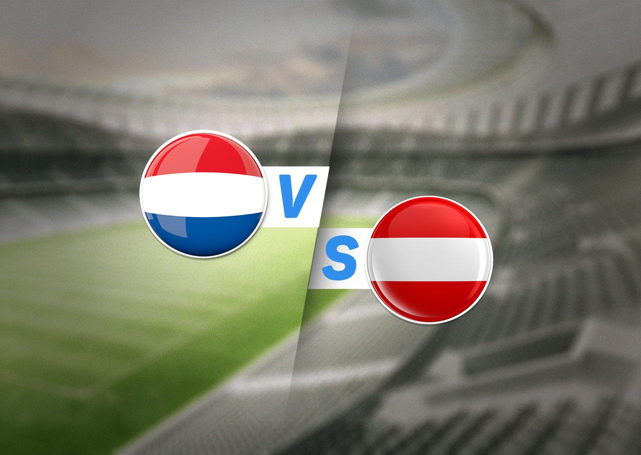 Группа C, Нидерланды — Австрия, 17.06.2021 22:00