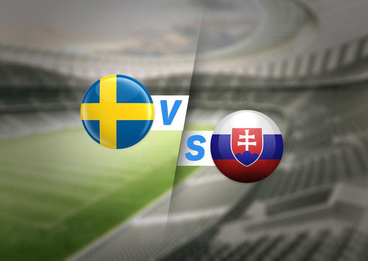 Группа E, Швеция — Словакия, 18.06.2021 16:00