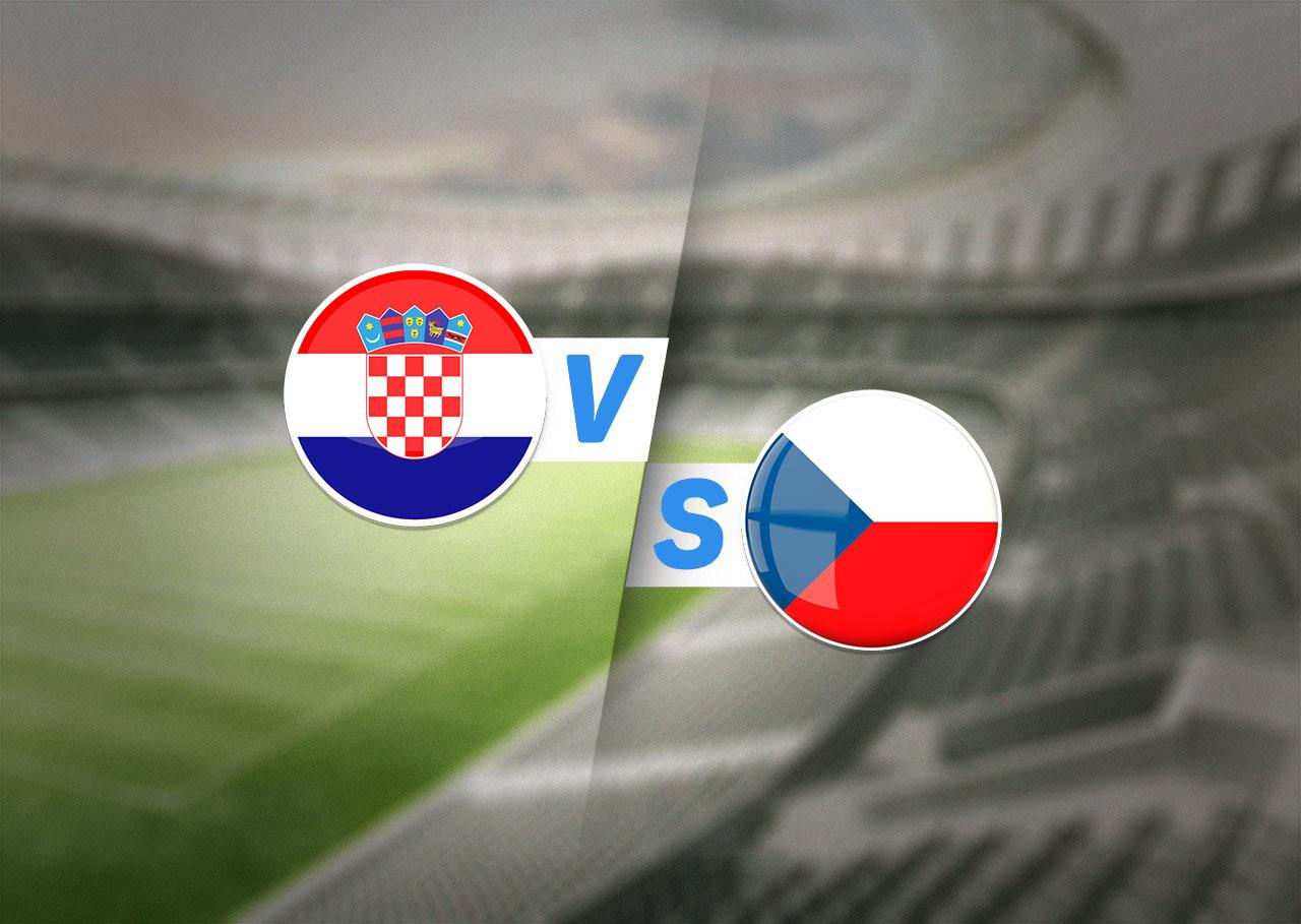 Группа D, Хорватия — Чехия, 18.06.2021 19:00