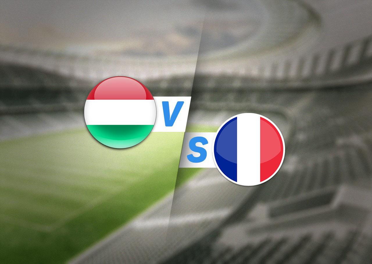 Группа F, Венгрия — Франция, 19.06.2021 16:00