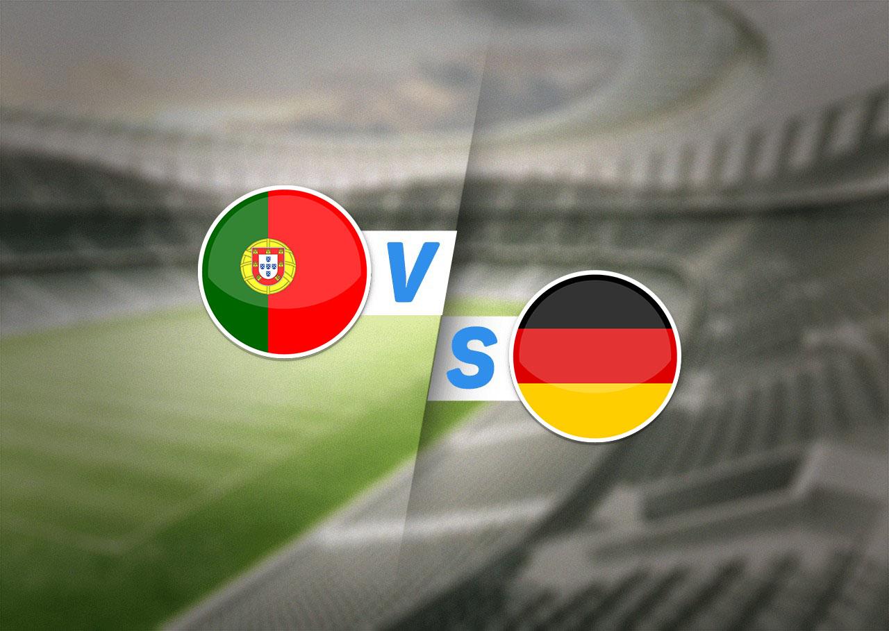 Группа F, Португалия — Германия, 19.06.2021 19:00