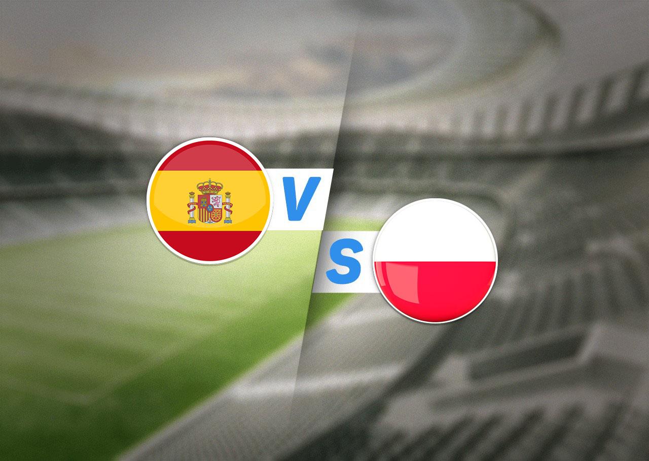 Группа E, Испания — Польша, 19.06.2021 22:00