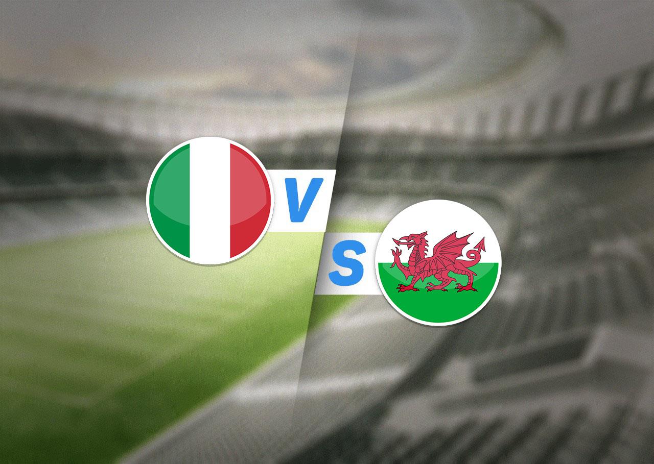 Группа A, Италия — Уэльс, 20.06.2021 19:00