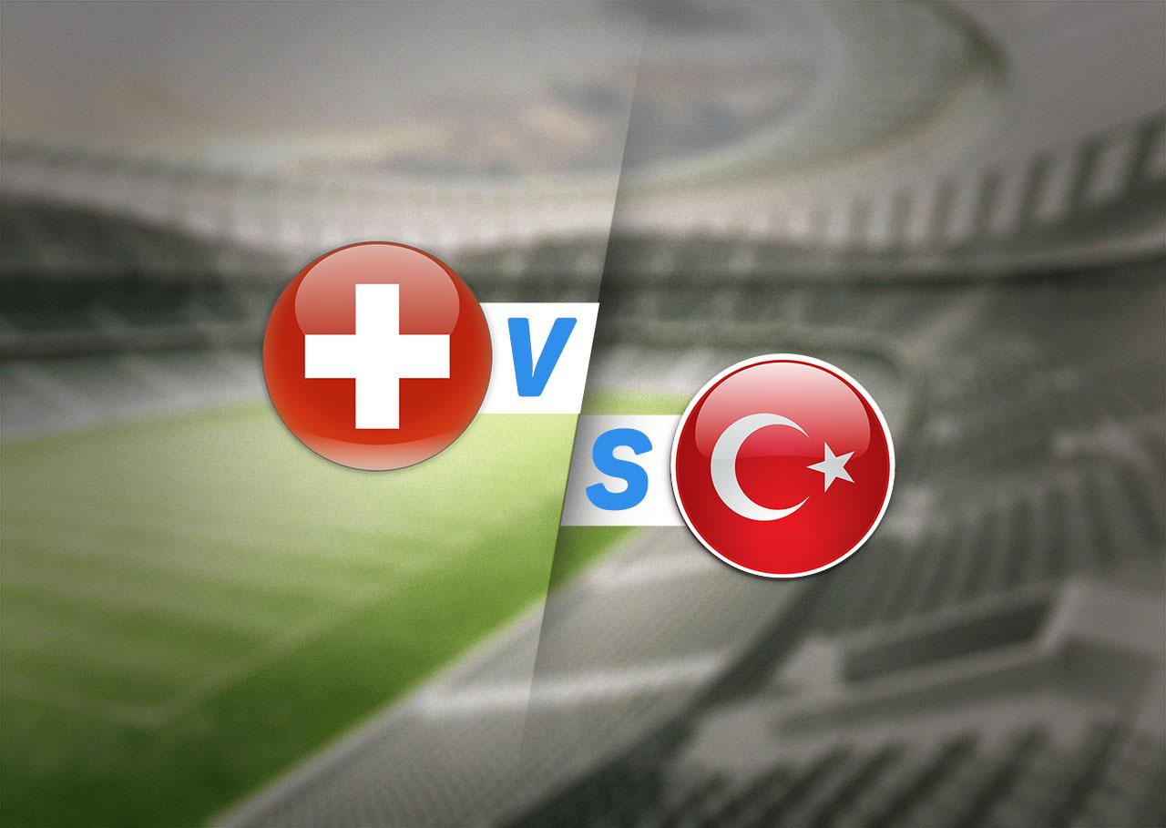 Группа A, Швейцария — Турция, 20.06.2021 19:00