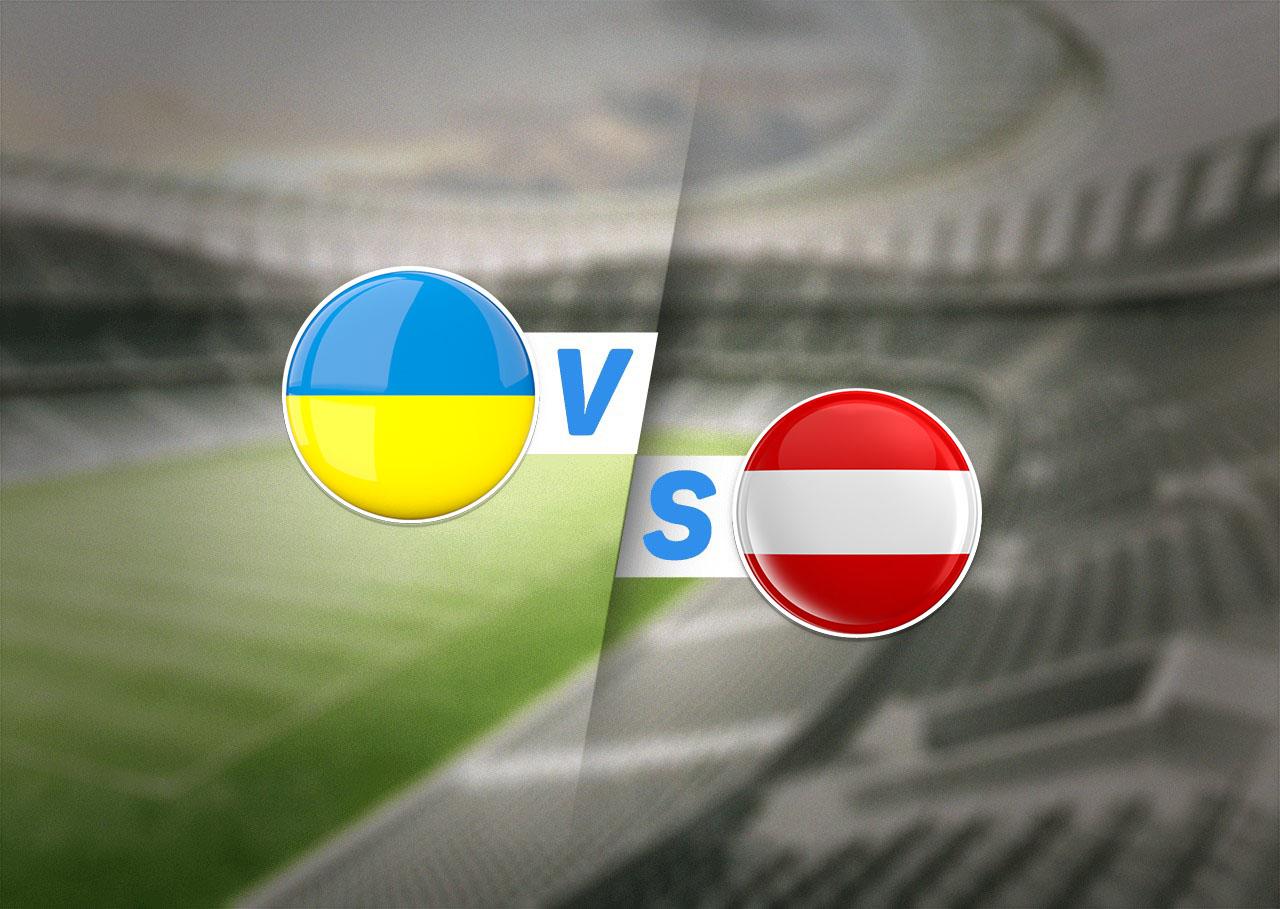 Группа C, Украина — Австрия, 21.06.2021 19:00