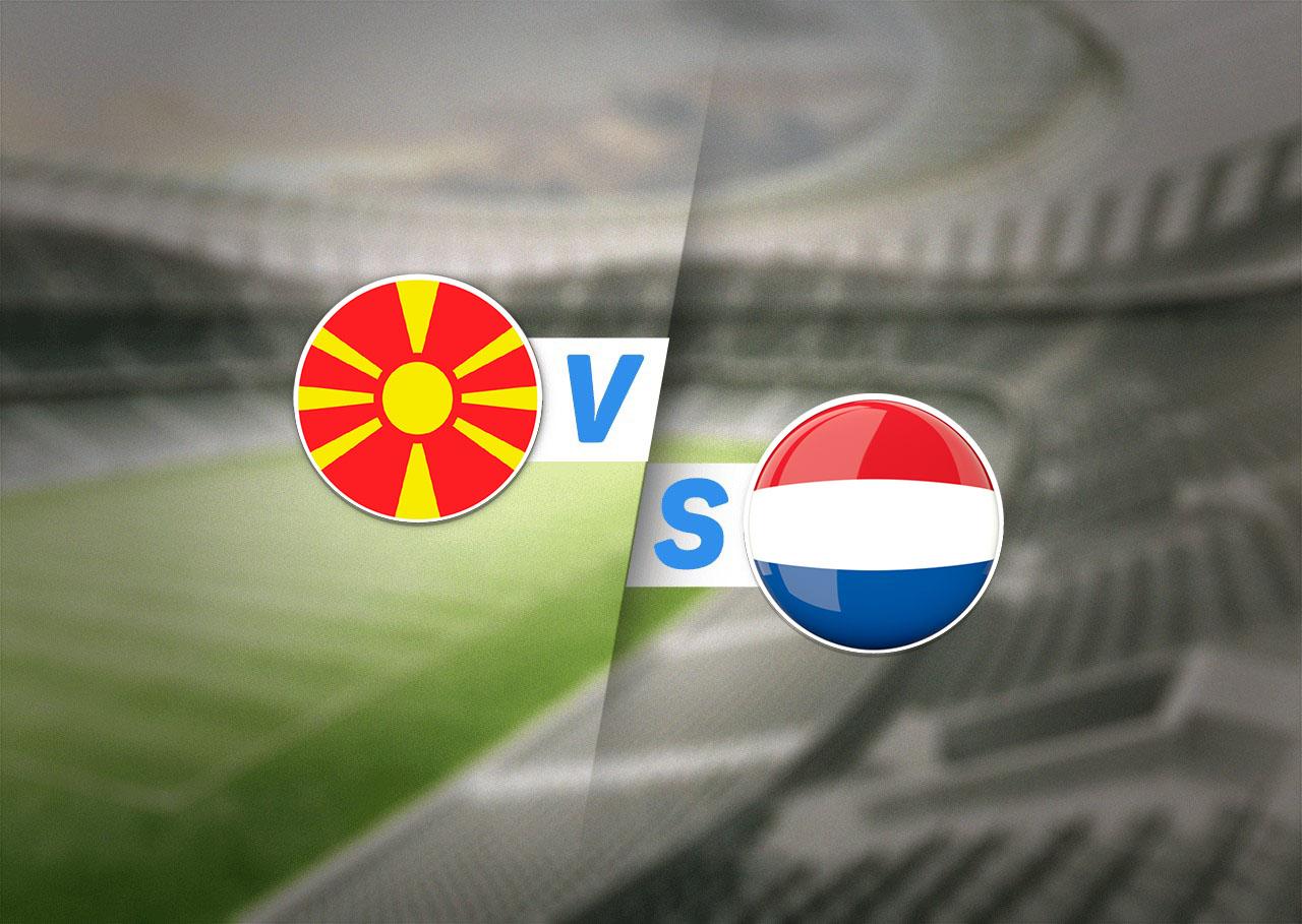 Группа C, Северная Македония — Нидерланды, 21.06.2021 19:00