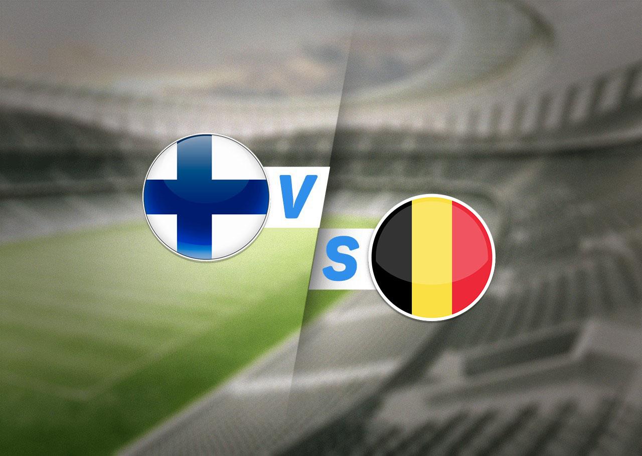 Группа B, Финляндия — Бельгия, 21.06.2021 22:00