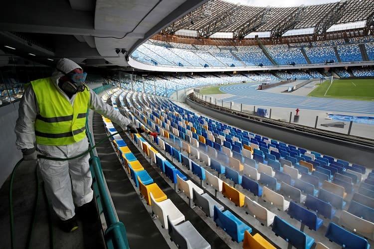 На матчи чемпионата Европы 2020 будут допускать более 50% зрителей от вместимости стадионов