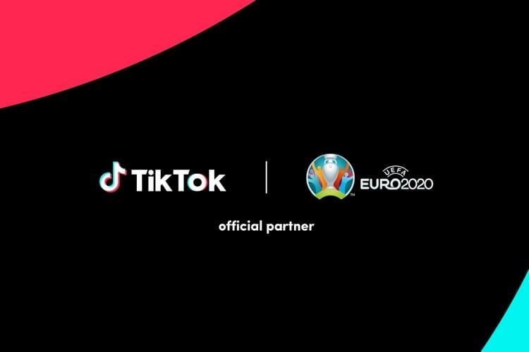 TikTok заключил партнерское соглашение с чемпионатом Европы