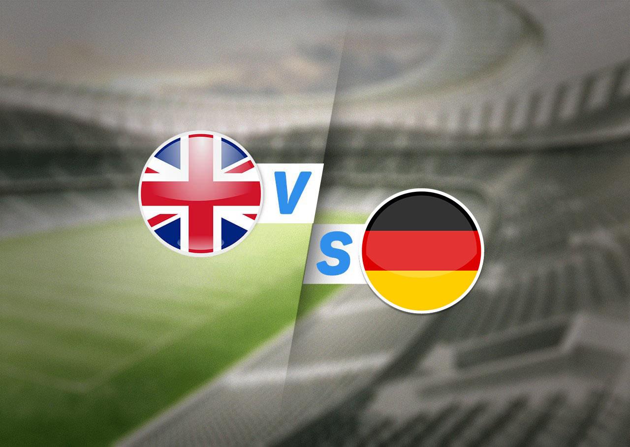1/8 финала, Англия — Германия, 29.06.2021 19:00