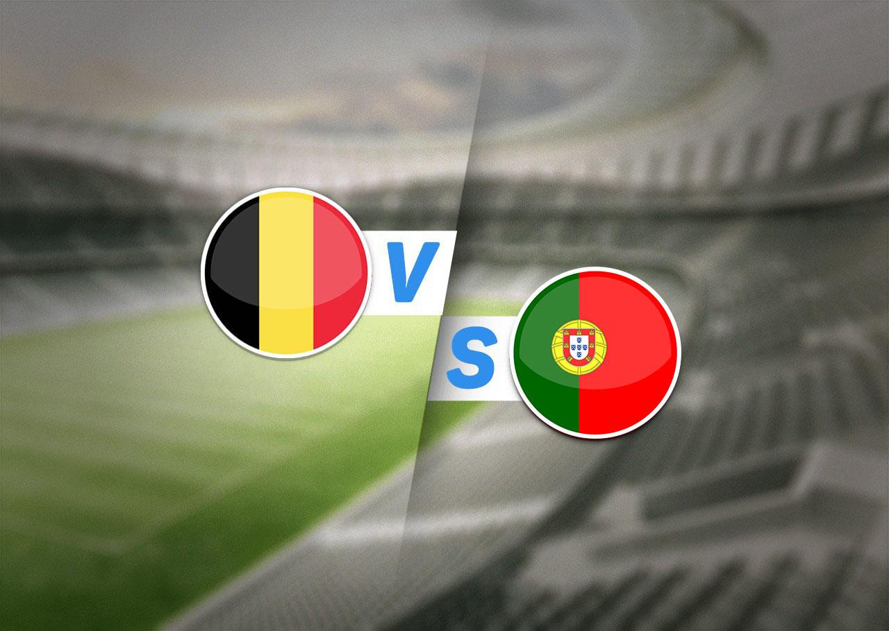 1/8 финала, Бельгия — Португалия, 27.06.2021 22:00