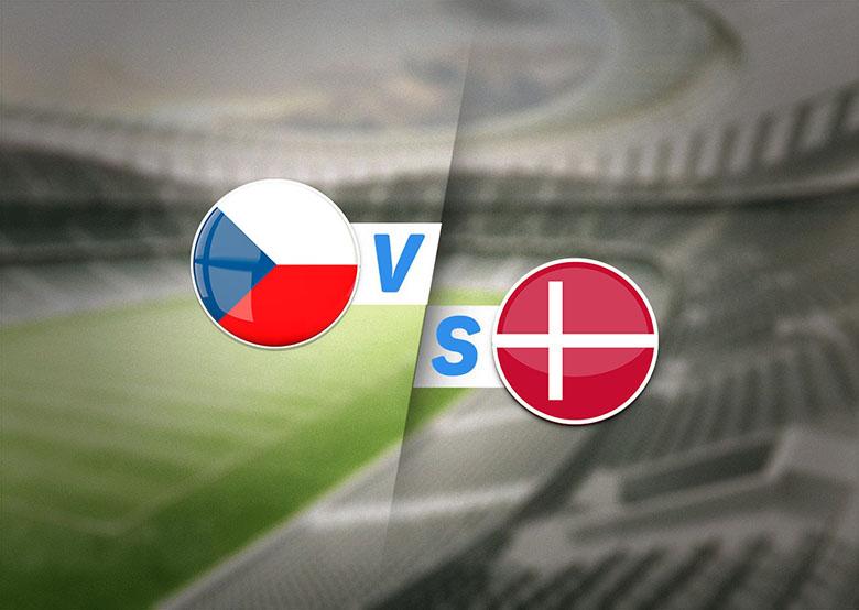 1/4 финала, Чехия — Дания, 03.07.2021 19:00