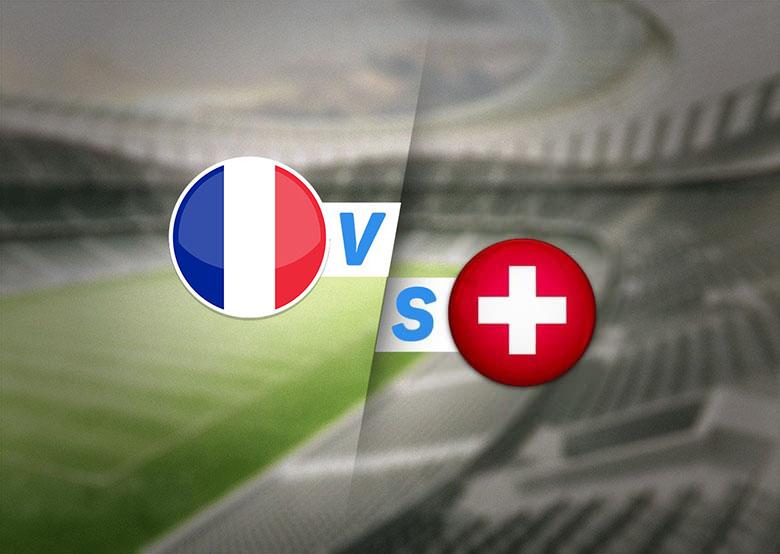 1/8 финала, Франция — Швейцария, 28.06.2021 22:00