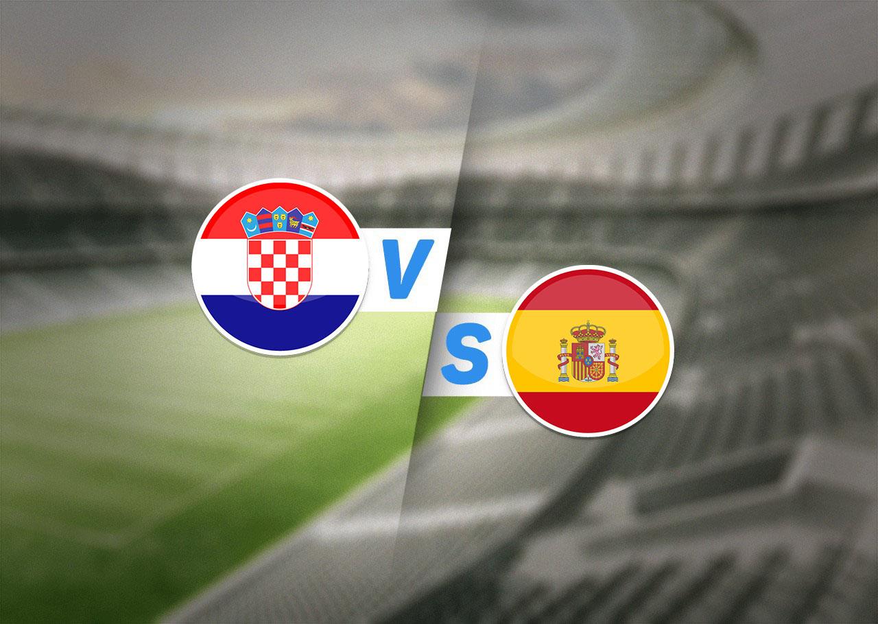 1/8 финала, Хорватия- Испания, 28.06.2021 19:00