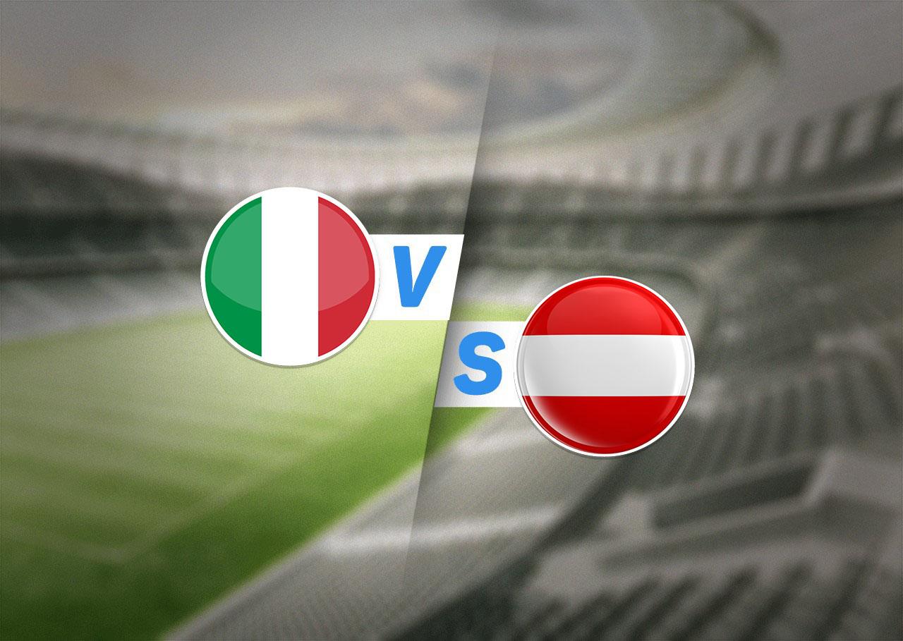1/8 финала, Италия — Австрия, 26.06.2021 22:00
