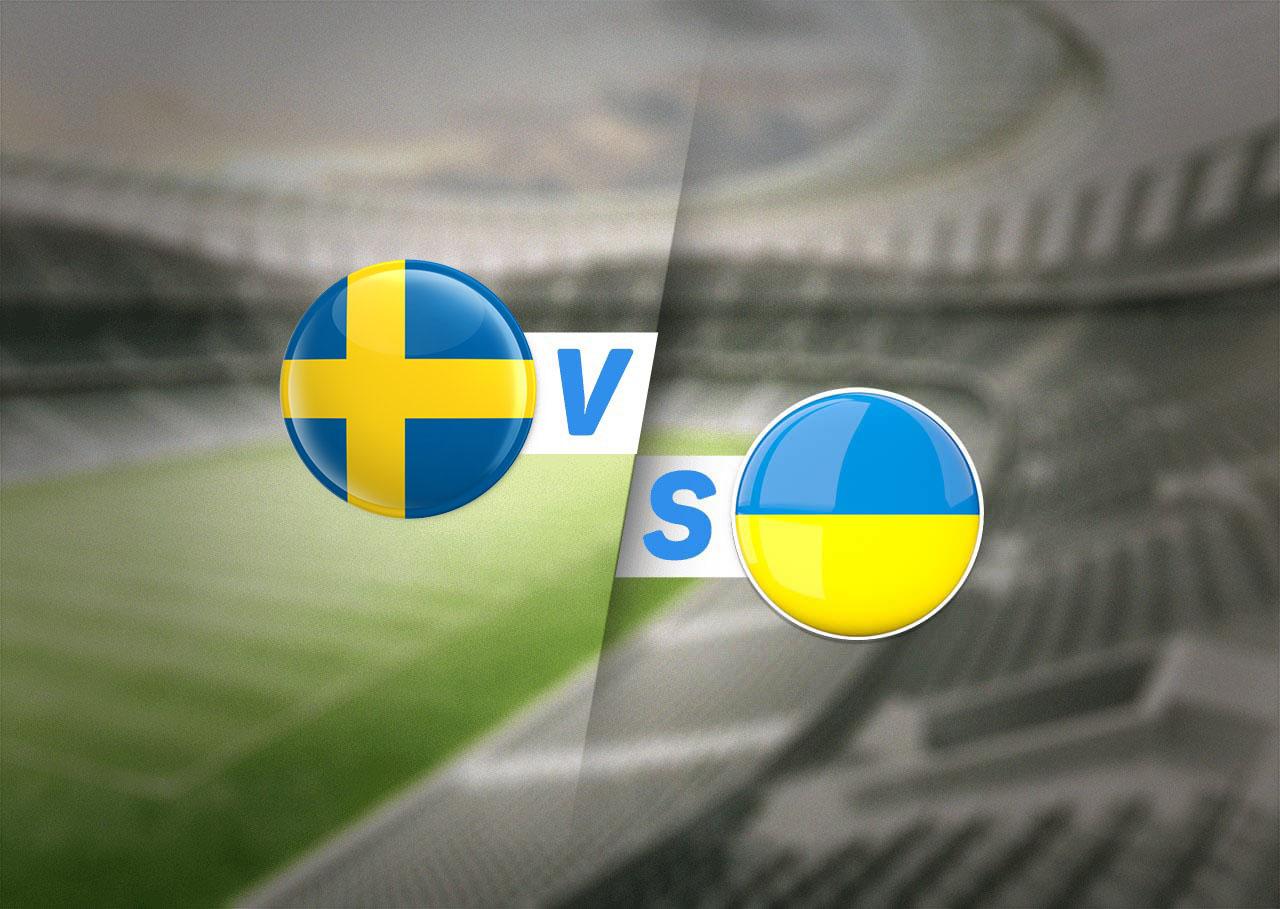1/8 финала, Швеция — Украина, 29.06.2021 22:00