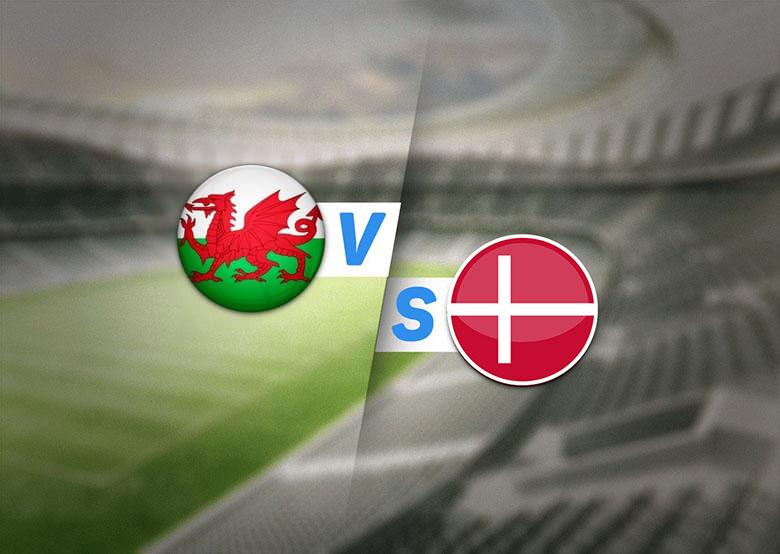 1/8 финала, Уэльс — Дания, 26.06.2021 19:00