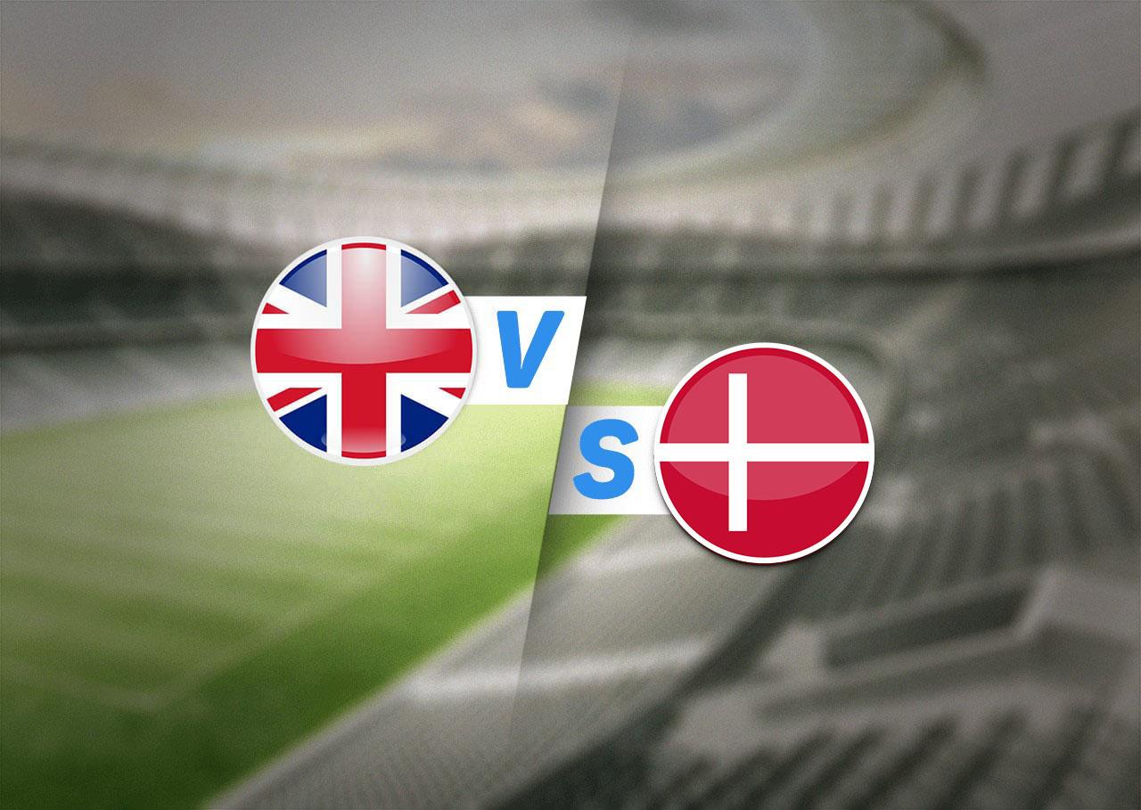 1/2 финала, Англия — Дания, 07.07.2021 22:00