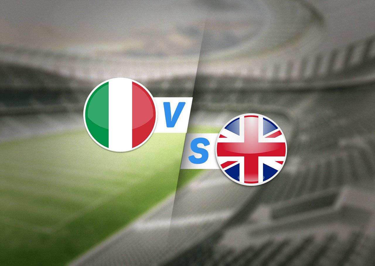 Финал, Италия — Англия, 11.07.2021 22:00