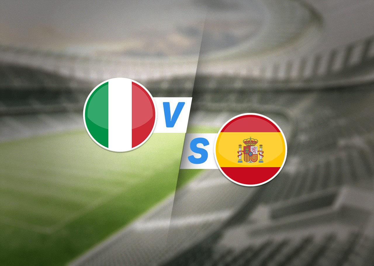 1/2 финала, Италия — Испания, 06.07.2021 22:00